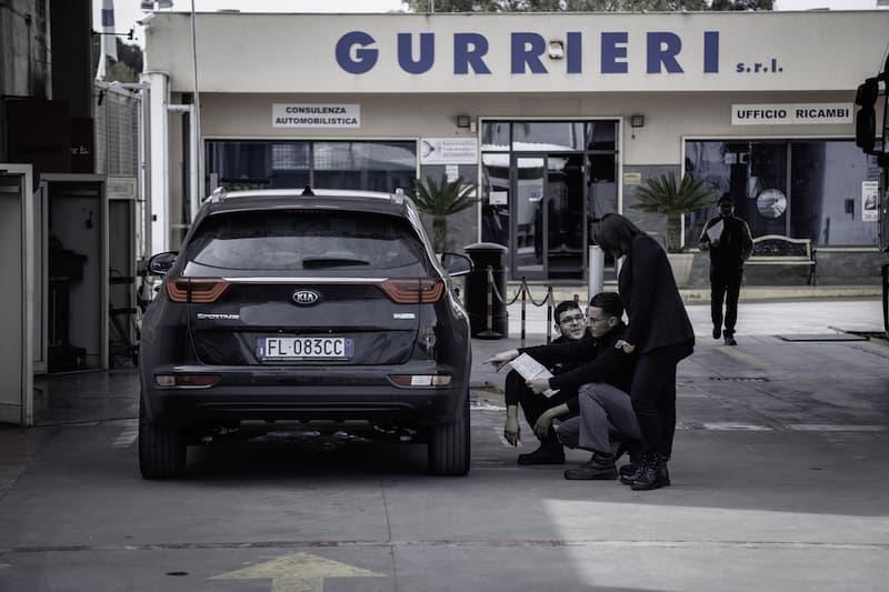 Gurrieri - Officina auto - piaggio - commercial - camion - Iveco - Piaggio a Vittoria - ragusa